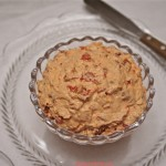 Roasted Red Pepper and Asiago Cheese Spread