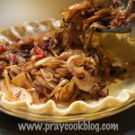Yummy Vidalia Onion and Parmesan Tart
