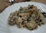 Healthified Chicken and Wild Rice Casserole