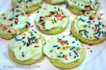 Key Lime Cookies or What Goes Around Comes Around!