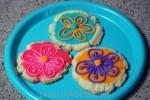 Sugar Cookie Flowers and Cyberspace Gremlins