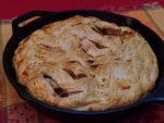 Southern Living's Skillet Caramel Apple Pie